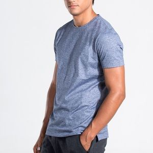 [BRAND NEW] Blue H&M Men Shirt